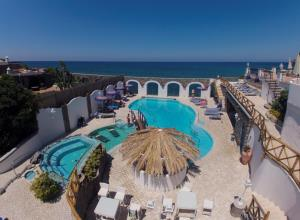 Forio d'Ischia. Hotel Tritone Resort & Spa. Thermalabteilung